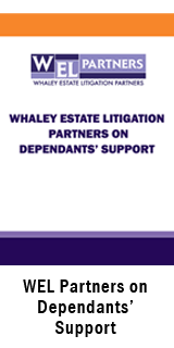WEL on Dependants' Support