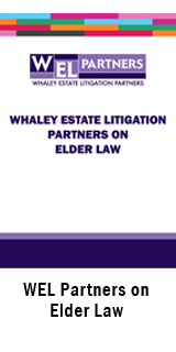 WEL on Elder Law