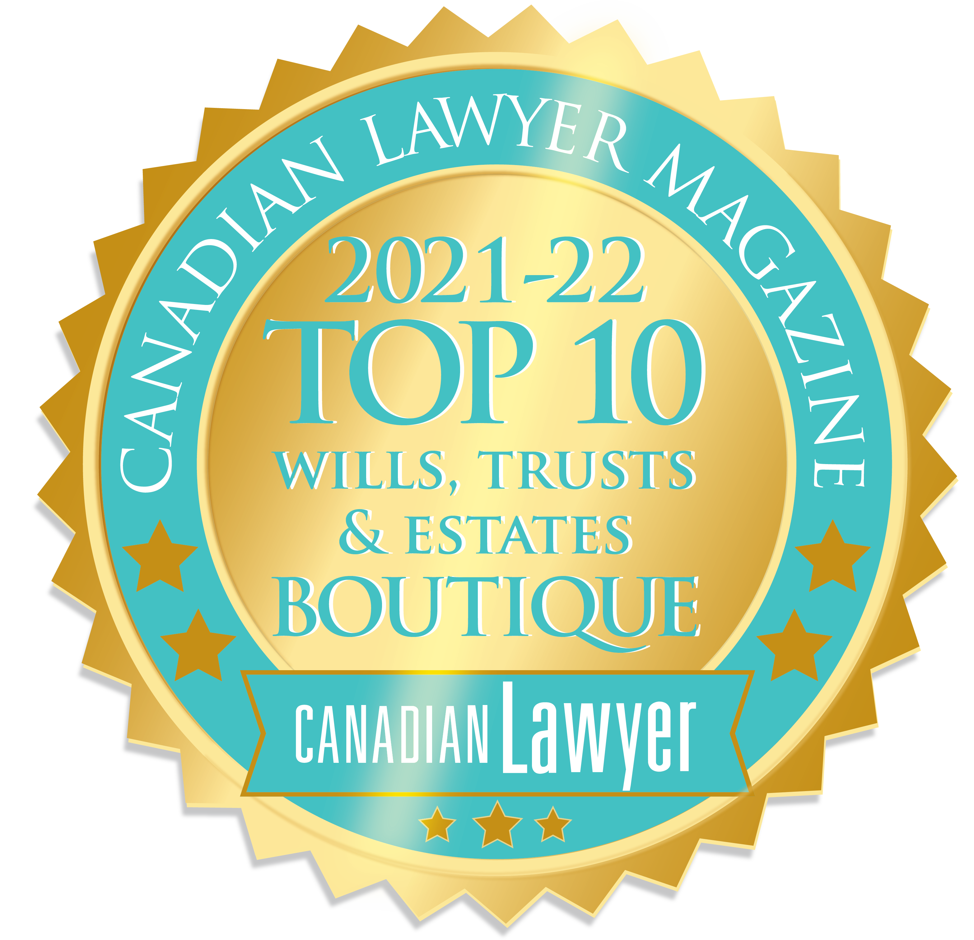 Canadian Lawyer Top 5 Estates and Trusts Firms